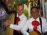 Duo LOS MAYAS Mexicaanse & Spaanse muziek