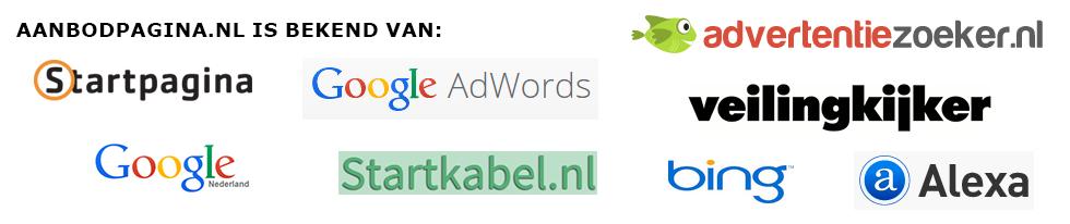 Aanbodpagina.nl is een bekende website.