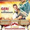 Geri der Klostertaler - 20 Grosse Stimmungskracher - (CD)