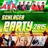 Divers - Schlager Party 2015 (CD)
