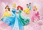 Disney Princess fotobehang Prinsessen