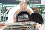 Pizzaovens steenoven TRADITIONAL 130/90