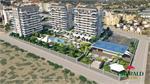 Luxe appartementen in Avsallar,veel faciliteiten