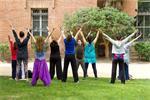 Qigong Workshops: Oefenplaatsen in België