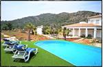 Beautiful finca-styled villa in Jalon-valley.
