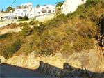 Nice located plot with valley-and seaviews