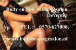 Toppers gezocht voor onze massagesalon!