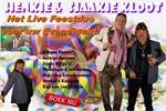 LIVE Feestduo Sjaakie & Henkie!