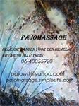In balans/herstel Door massage bij u thuis