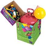 Helium BalloonTime verschillende pakketten