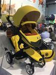Nieuwe Mima Xari Stroller Limited Edition geel