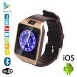 Originele DZ09 Smartwatch Smartphone Horloge Android iOS Gou