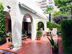 Vakantiehuisje met tuin aan zee, Spanje