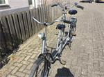 Ouder Kind Tandem fiets , duofiets