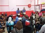 Afrikaanse muziek workshops, instrumenten