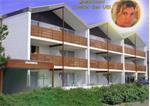 vakantiehuisje 2 pers. Motel Texel (V) De Koog