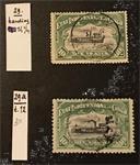 Belgisch-Congo 1894 - Onafhankelijke staat Congo 10 fr groen