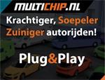 Een multichip zorgt dat uw AUTO krachtiger, soepeler rijdt