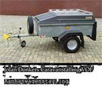 Luxe bagagewagen,aanhanger, vouwwagenstalling