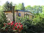 Vakantiepark Trimunt heeft mooie stacaravans/chalets tijdeli
