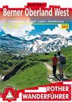 Wandelgids 14 Berner Oberland West Rother Wanderführer   Rot