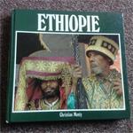 Boek in het frans,van ETHIOPIË