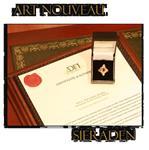 Handgemaakte art nouveau sieraden aan lage prijzen
