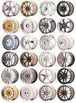 Japan Racing Wheels JR Velgen leverbaar > AKTO in Apeldoorn