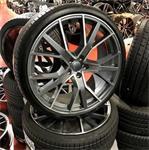 21 Audi A6 Velgen 2011+ Type RS6 Performance ET42 + Conti