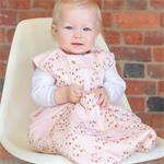 Organic Cotton Quilted Slaapzak Blossom 2.5 TOG
