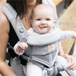 Babycarrier Omni 360 Cool Air Mesh Pearl Grey