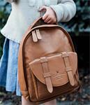 Rugzak - Backpack MINI Chestnut Leather