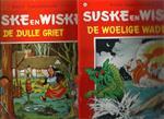 14x Suske en Wiske