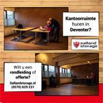 Kantoorruimte huren in Deventer