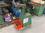 Voormachine velsmachine kraalmachine JORG 5310 240x1,6mm