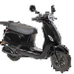 AGM VX50 euro 4 EFI (Zwart) bij Central Scooters kopen €1628