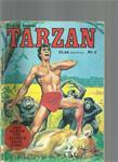 3 Tarzan stripboeken