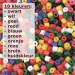 1000 Cilinderkralen voor kralenplank