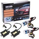 Xenon kit set verlichting H7 8000K 55W + ballast HID slim ca