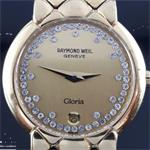 Raymond Weil - \NO RESERVE PRICE\Gloria 18k Gold Electro pl