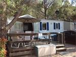 Te huur aan de Cote Dazur camping Labaume