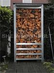 Stevige duurzame Openhaardhout Haardhout Berging