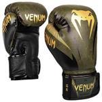 Venum Impact Muay Thai Bokshandschoenen Khaki Goud Kies hier