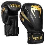 Venum Impact Bokshandschoenen Zwart Goud Muay Thai Kies hier