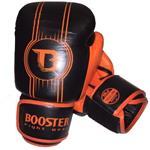 Booster kickbokshandschoenen Pro Range BGL 1 V6 zwart oranje