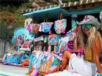 Bohemian bags,Gypsy bags,Beach bags ByNass Ibiza