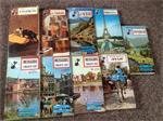 Reisgidsen; verschillende steden,Belgie & Europa
