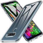 MMOBIEL Soft TPU Siliconen Hoesje - LG Q60 - Case - Back Cov