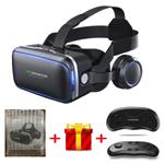 6.0 Virtual Reality 3D Bril 120° Met Controller 601040956650