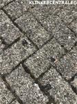 20186 ROOIKORTING 2.000m2 grijs betonklinkers straatstenen o